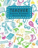 Teacher Lesson Planner Record Book