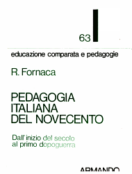 Pedagogia italiana del Novecento PDF