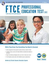 FTCE Professional Ed (083) Book + Online: Edition 6