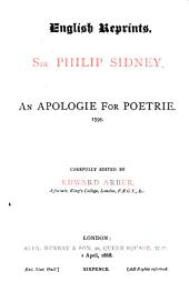An Apologie for Poetrie, 1595
