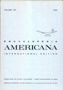 Encyclopedia Americana: International Edition