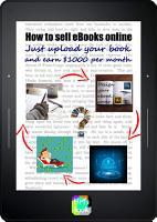How to sell eBooks online PDF