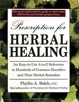 Prescription for Herbal Healing