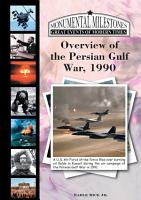 Overview of the Persian Gulf War  1990 PDF