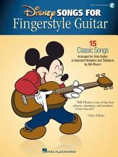 Disney Songs for Fingerstyle Guitar PDF