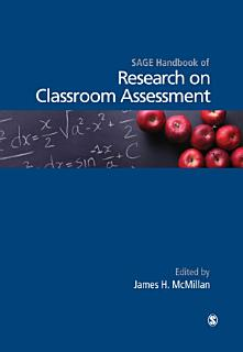 SAGE Handbook of Research on Classroom Assessment Book
