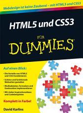 HTML5 und CSS3 f  r Dummies PDF