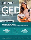 GED Study Guide 2020 2021 All Subjects