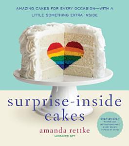 Surprise Inside Cakes Book