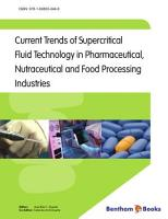 Current Trends of Supercritical Fluid Technology in Pharmaceutical  Nutraceutical and Food Processing Industries PDF