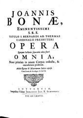 Horologium asceticum, indicans modum ritè, & cum fructu obeundi christianas exercitationes ... Opus posthumum: Volume 1