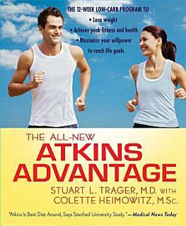 The All New Atkins Advantage Book