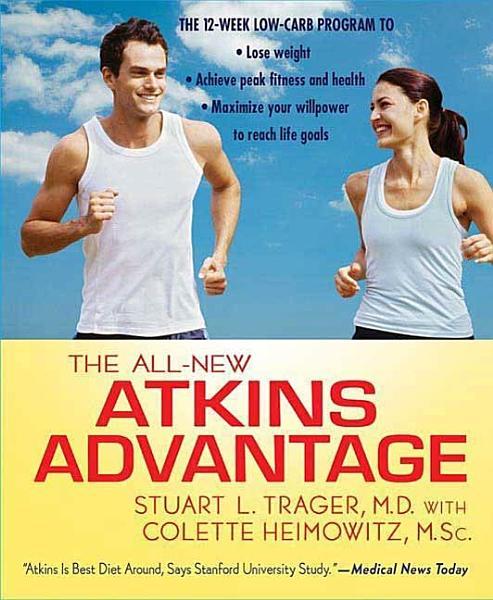 The All-New Atkins Advantage