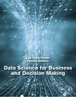 Data Science for Business and Decision Making PDF