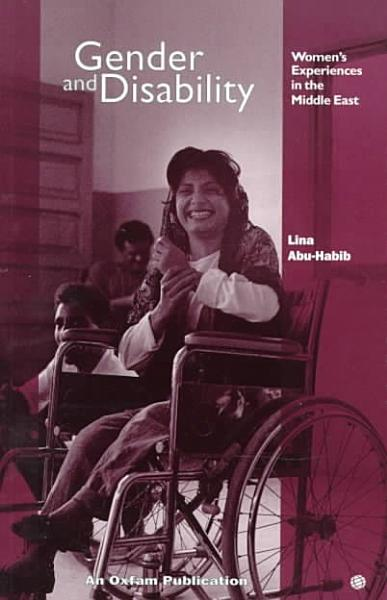 Download Gender and Disability Book