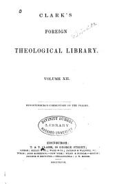 Commentary on the Psalms: Volume 3
