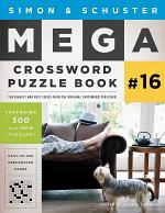 Simon & Schuster Mega Crossword Puzzle Book #16