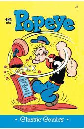 Popeye Classics #21