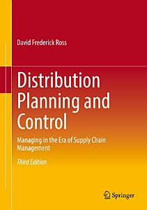 Distribution Planning and Control PDF