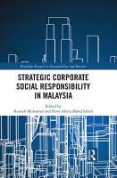 Strategic Corporate Social Responsibility in Malaysia PDF