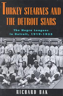 Turkey Stearnes and the Detroit Stars PDF