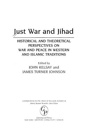 Just War and Jihad