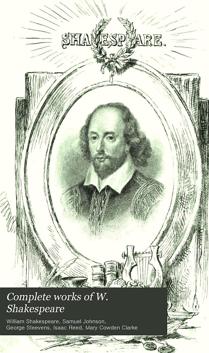 Complete Works of W. Shakespeare