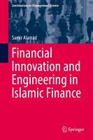 Financial Innovation and Engineering in Islamic Finance PDF