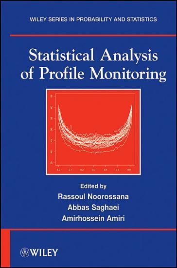 Statistical Analysis of Profile Monitoring PDF