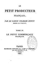 Le petit producteur français