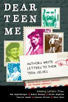 Dear Teen Me PDF