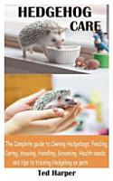 Hedgehog Care PDF