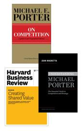 Strategy and Competition: The Porter Collection (3 Items)