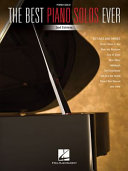 The Best Piano Solos Ever PDF