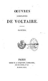 Oeuvres complètes de Voltaire: Volume9