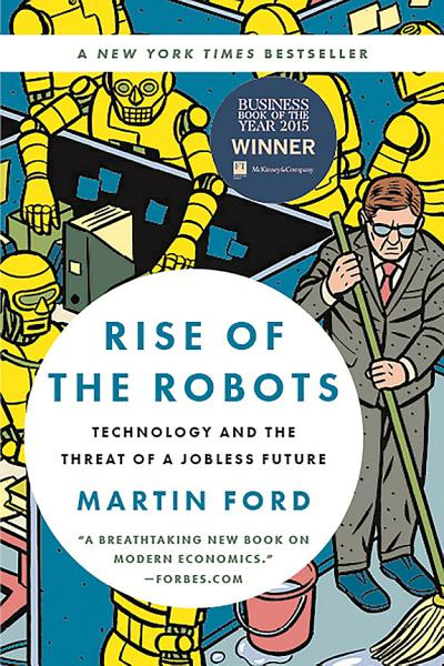 Download Rise of the Robots Book