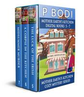Mother Earths Kitchen Series Books 5 7 PDF