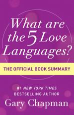 What Are the 5 Love Languages  PDF