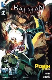 Batman: Arkham Knight: Robin (2015-) #1