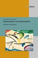 Selbstwertstreben und Selbstwertgef  hl PDF