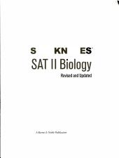 SparkNotes SAT II Biology PDF