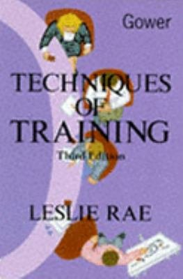 Techniques of Training PDF