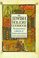 The Jewish Holiday Cookbook PDF