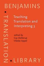 Teaching Translation and Interpreting 3