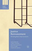 Justice Reinvestment PDF