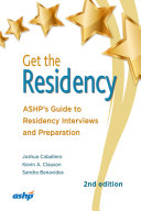 Get the Residency, 2nd Edition