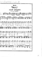 Arie aus der Oper: Die Braut
