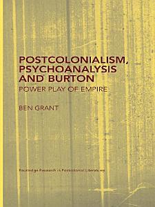 Postcolonialism, Psychoanalysis and Burton