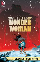 The Legend of Wonder Woman (2015-) #25