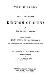 The history of the great and mighty kingdom of China and the situation thereof: Issue 14